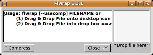 FLWRAP Users Manual: FLWRAP Users Manual - Version 1 3